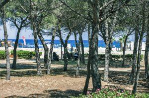 Argeles-plage, un hébergement en Roussillon, à 50 mètres de la plage